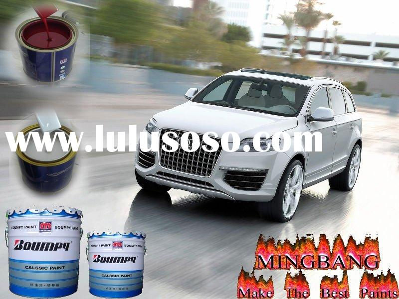 car paint (1K Primer Surfacer-Polyester Putty) -auto paint