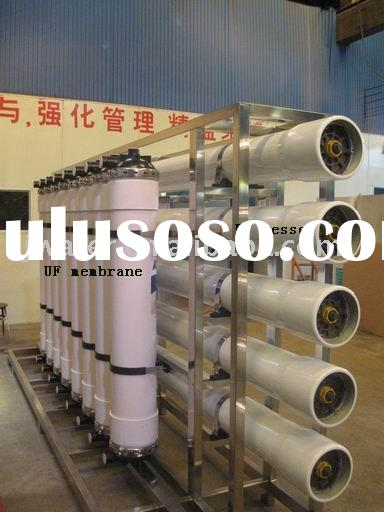 containerized reverse osmosis water purification system