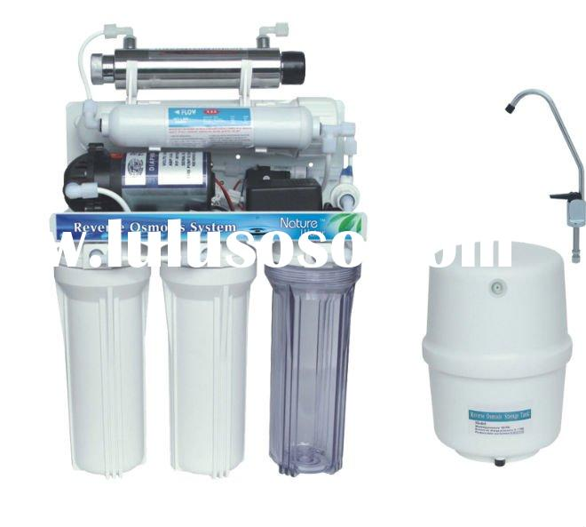 household reverse osmosis water filter system