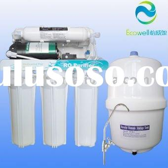 reverse osmosis water purification domestic ro water purifier ro unit with 5 stage ro system