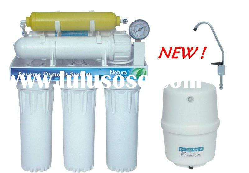 ro system water purifier system  without pump NW-RO50-NP26