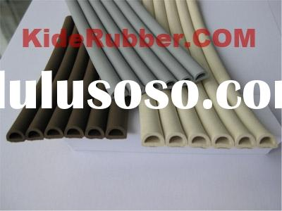self-adhesive backed seal strips/rubber seals/sealing strip