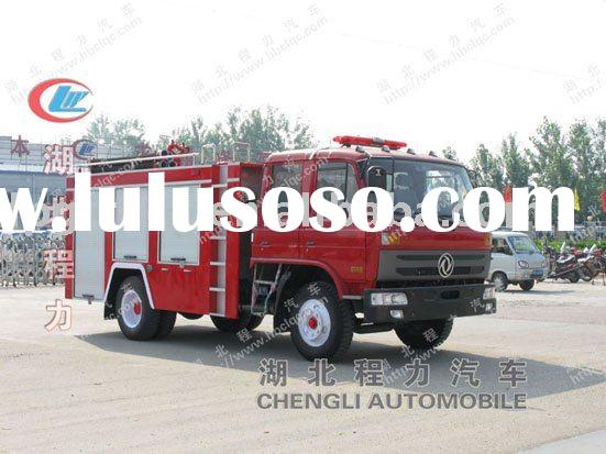 6cbm water tank fire rescue vehicle, fire truck, fire fighting vehicle
