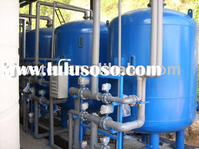 Commercial water treatment equipment-Carbon filter