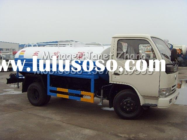 Dongfeng 5000L water tank truck for sale (sprinkler truck)