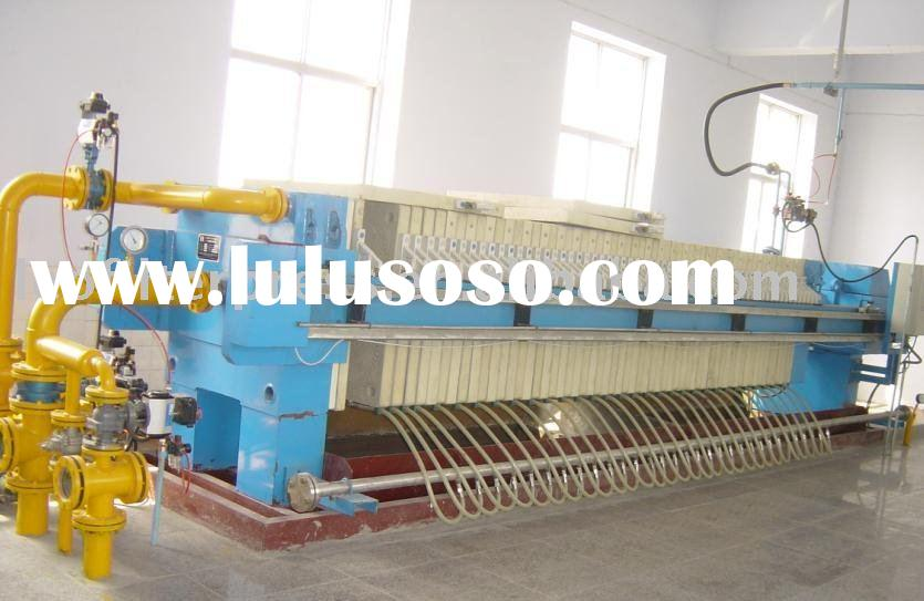 Membrane Filter Press(Automatic  Membrane Filter Press,Mixed Pack Membrane Filter Press)