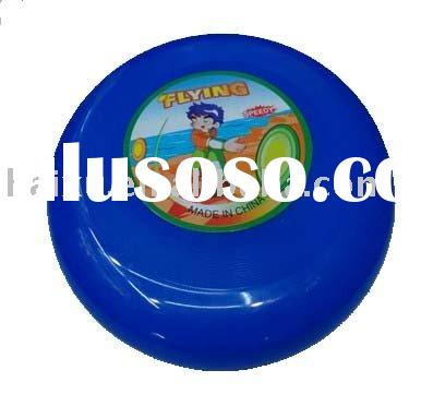 PP plastic promotion flying saucer toy