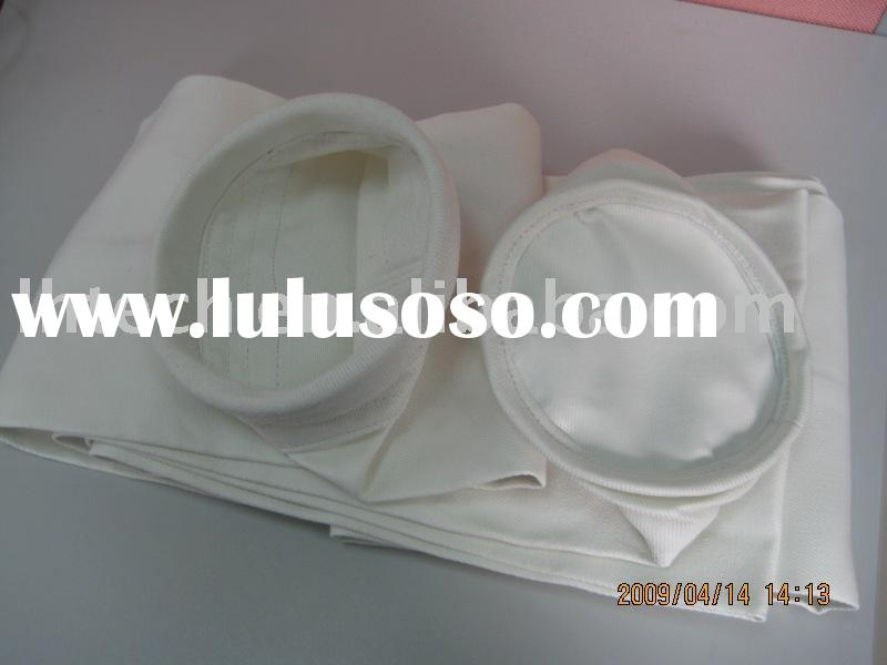 Pulse with PTFE membrane filter bag