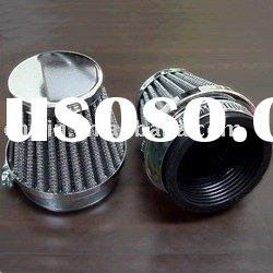 Scooter K&N Style 46 mm Chrome Cone Power Air Filter