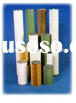 Silicon Treated Media& Teflon Separator Filter Elements