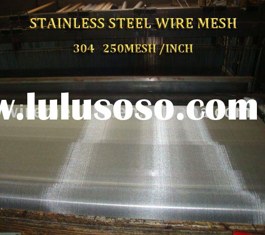 Stainless Steel Wire Mesh:Ultra Fine Filtration Cloth