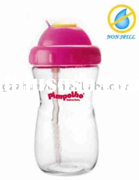 baby training cup with cute shape and cartoon imagethis product comply with ...