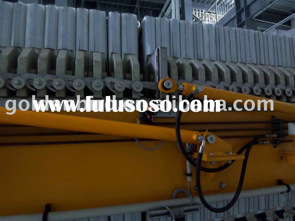 filter press(for palm oil,hydraulic closure)