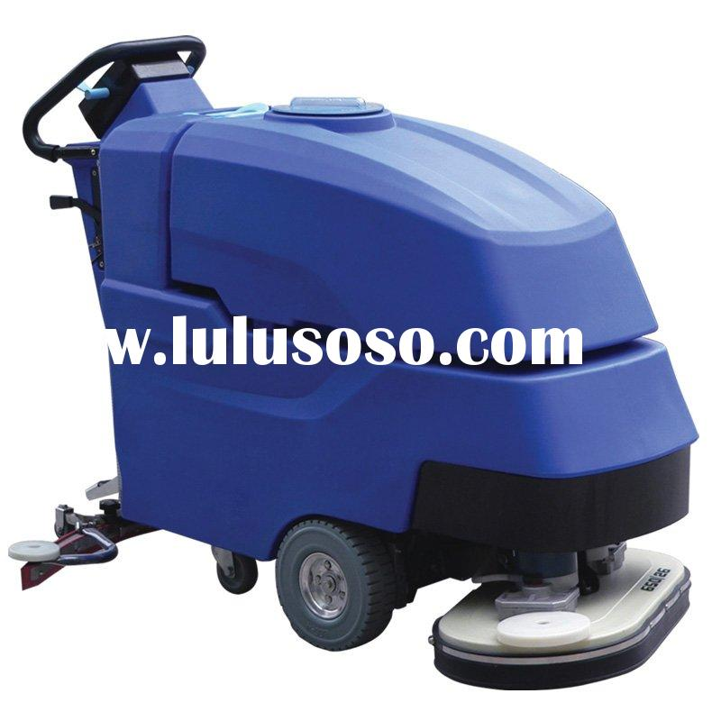 Floor scrubber machine floor scrubber machine for Floor cleaning machine