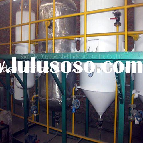 palm crude oil refinery equipment