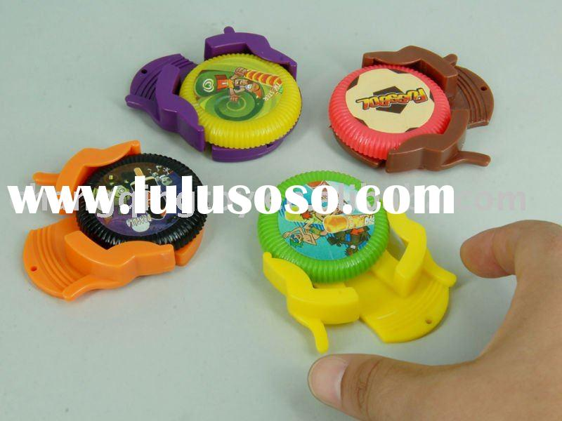 promotion mini plastic frisbee,plastic Launcher and Disc,Frisbee,Flying toy,Saucer,Promotional toy