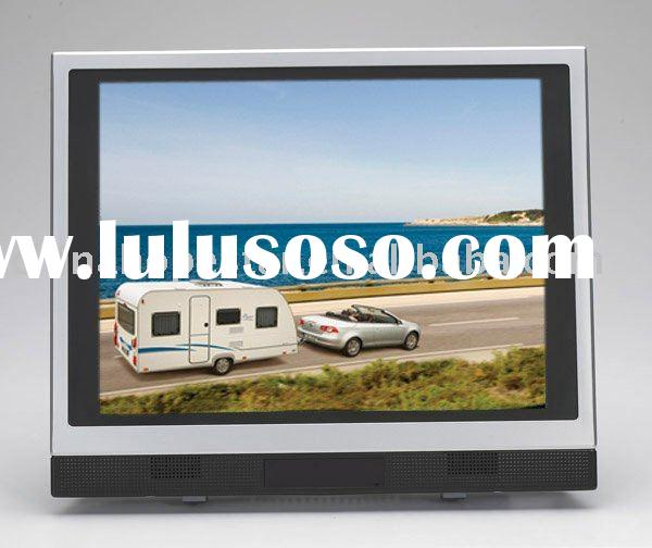 "15"" Combo  LCD TV with DVD"