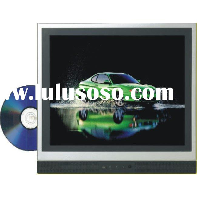 17 inch LCD TV DVD COMBO with DVB-T (TLC-1700)