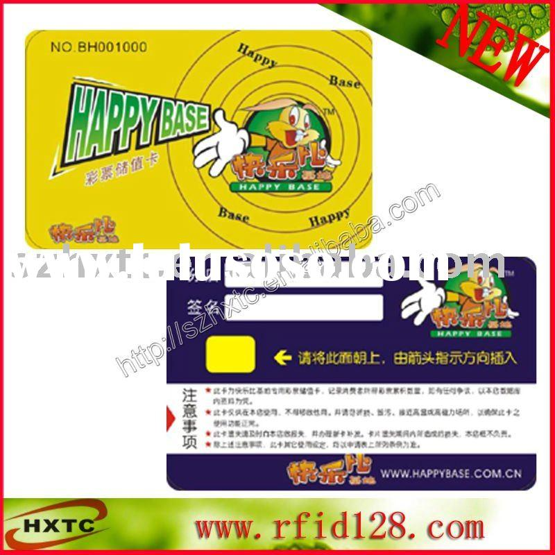 4442 chip orbita hotel rf card lock