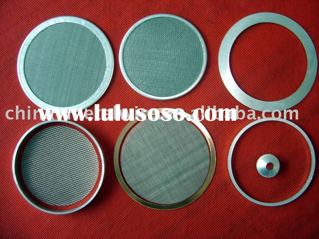 Extruder Screen/ Stainless Steel Wire Mesh( for plastic & rubber processing machinery