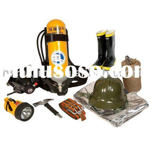 Firefighting Equipment for Personal Firefighter