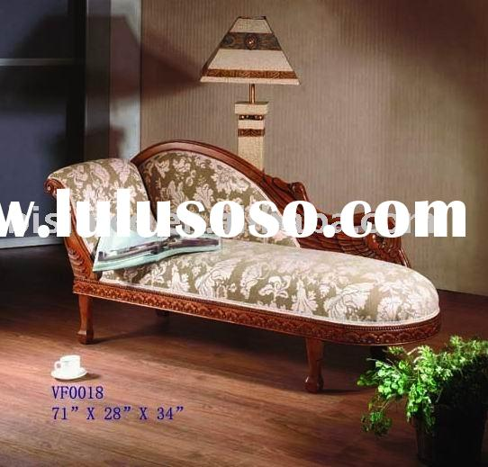 Provincial Chaise Lounge Living Room Chaise Lounge Fabric Chaise