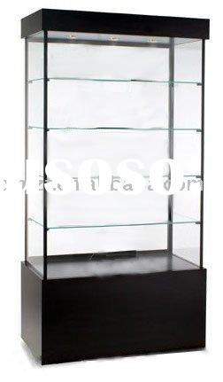 Full Vision Glass Display Cabinet