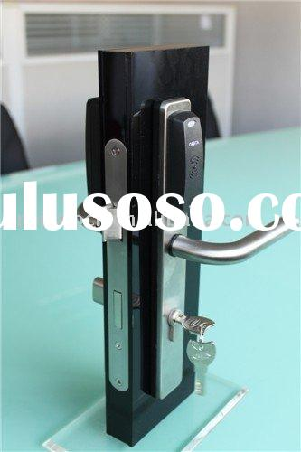 Hotel card locks,card locks,RF card lock,Mifare card lcoks,keyless card locks