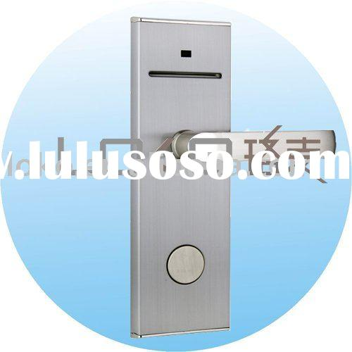 Intelligent IC electronic hotel card lock for drawer (L-B18IC-SB)