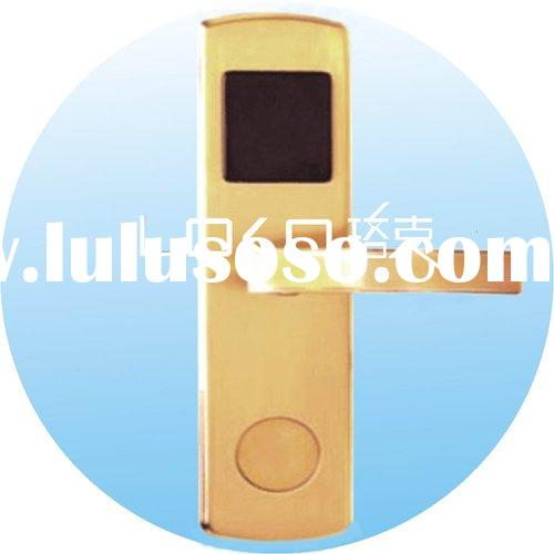 Mifare card door lock for hotel, holiday village,school,home ,apartment,residential area etc.