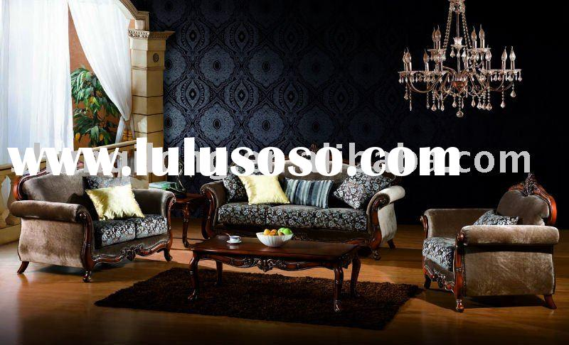 New design drawing room fabric sofa set NCS28#