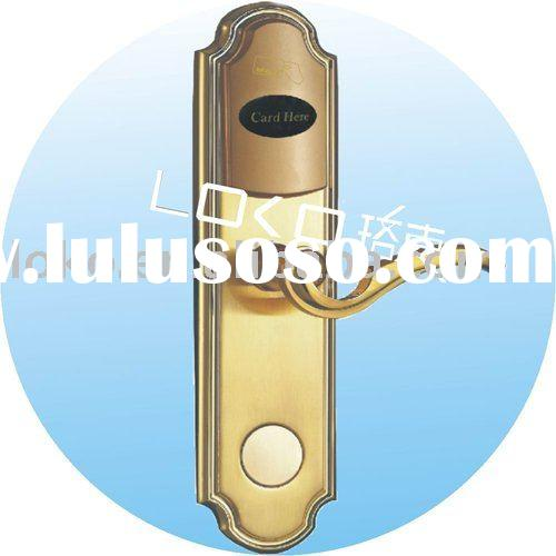 RF card electronic hotel lock L-A18ARF-GB