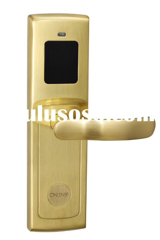 RF lock,Temic lock, Mifare lock, electronic lock, hotel lock,smart card lock
