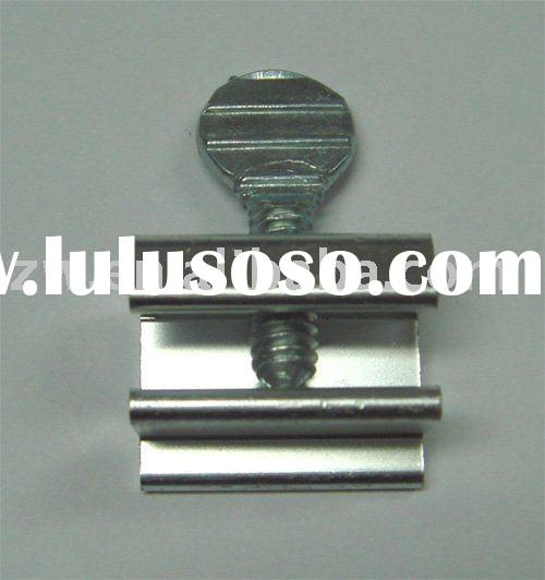 Thumbscrew Sliding Window Lock Aluminum / Door Lock