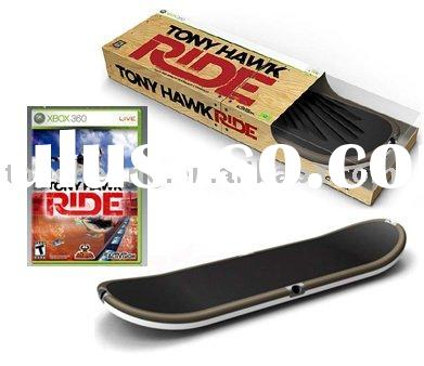 Tony Hawk RIDE Video Game w/Skateboard XBOX 360