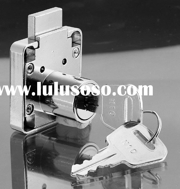 Wooden Drawer Lock , Furniture Hardware