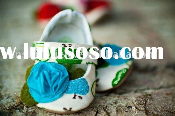baby walking shoes, soft soled shoes,cotton girl shoes
