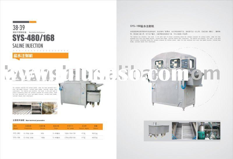 brine injector meat machinery(meat processing machinery)