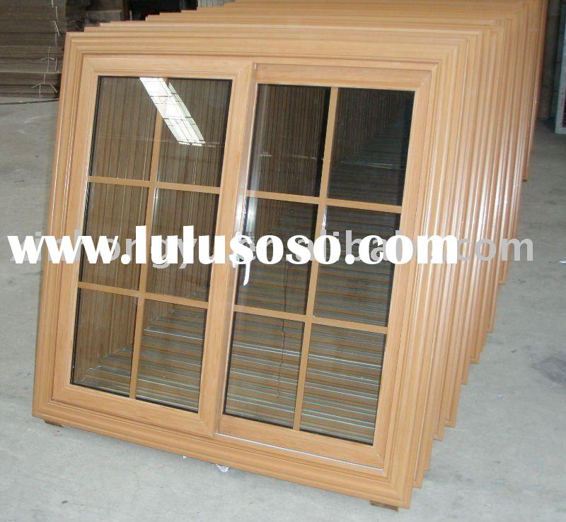 Sliding plastic window sliding plastic window for Vinyl window manufacturers