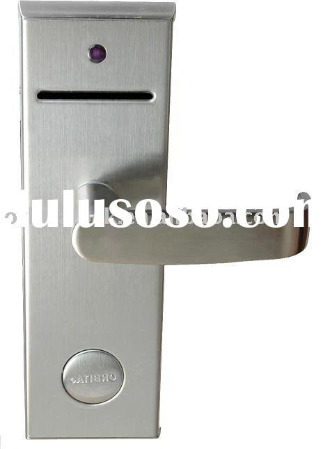 hotel Magnetic lock, IC door locks, IC Card Lock(E1080) key