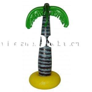 inflatable palm tree, inflatable decoration, inflatable beach toy