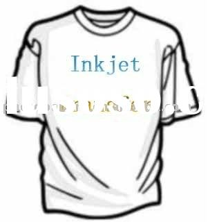 light color T-shirt Heat transfer paper