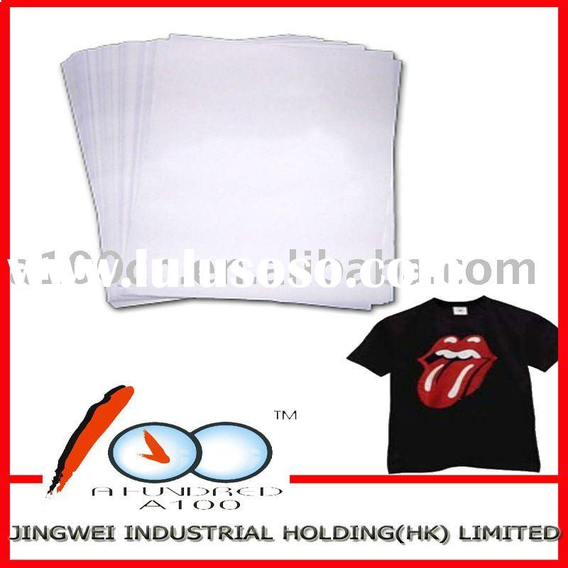 light/dark color Heat transfer paper