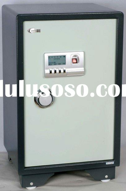 safe use in office  with two door with fingerprint lock more security