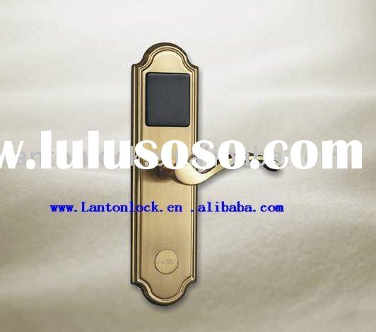 security electronic smart magnetic  RFID card hotel lock LT-500-RF