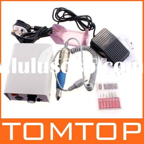 30000 RMP Electric Nail Manicure Pedicure Drill File Machine with Foot Pedal, Wholesale