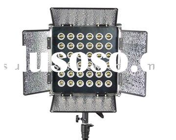 36X3W LED video light, LED studio light, studio equipment, film light