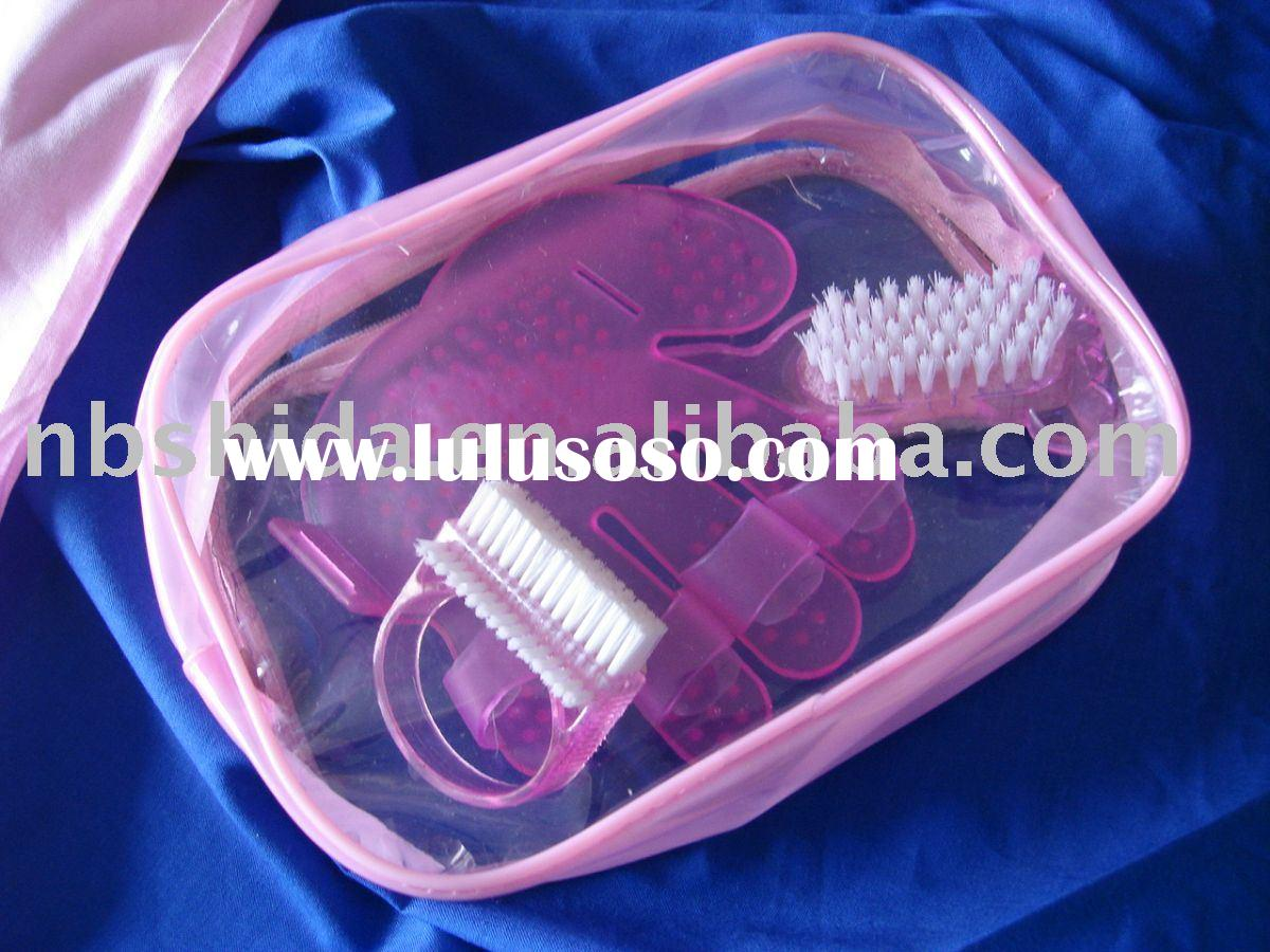 Bath set,  Bath Accessories, Plastic Bath Set