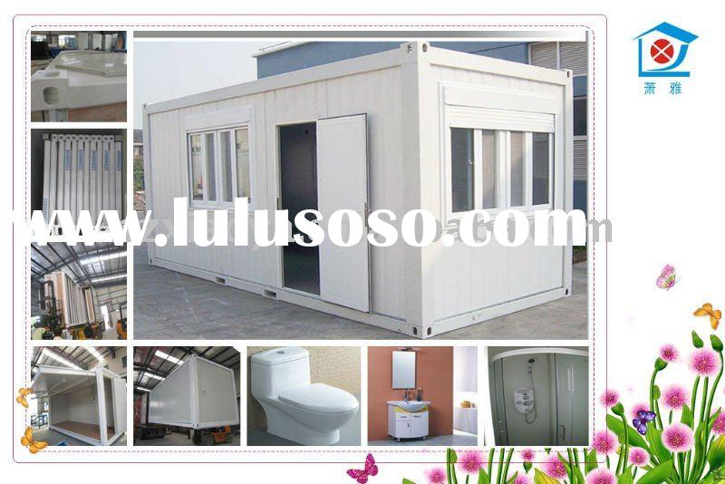 CE living container house XYJ-02