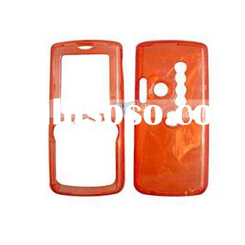 Cell Phone Housing For Sony Ericsson W810i W810 Red